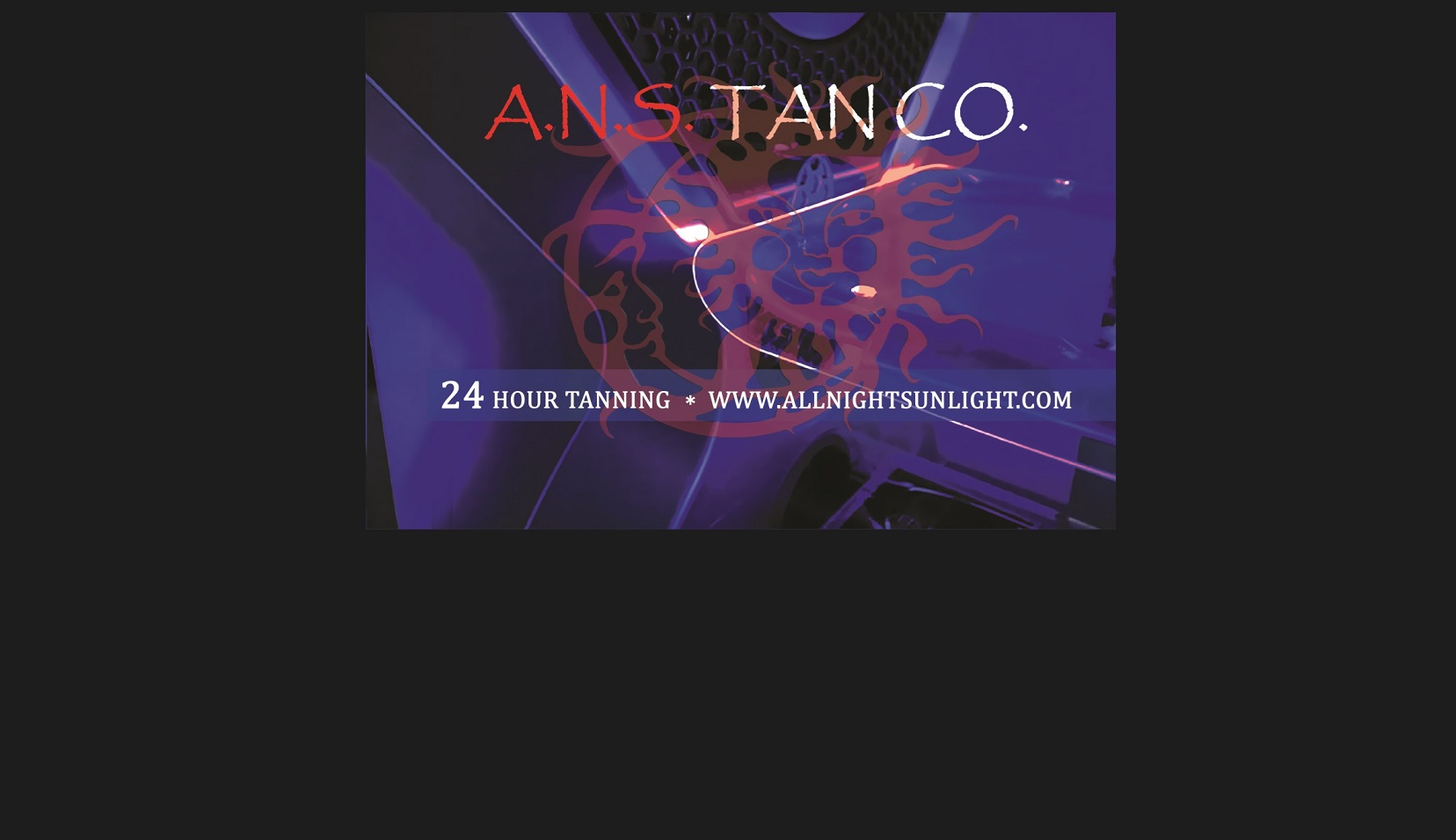 ALL NIGHT SUNLIGHT TAN COMPANY